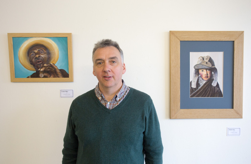 West Wharf Gallery Exhibition