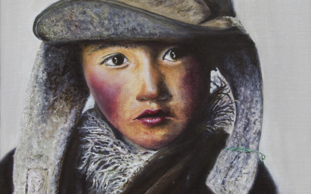 Tibetan Boy voted people's favourite
